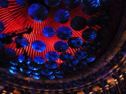 Royal albert hall ceiling Londres UK