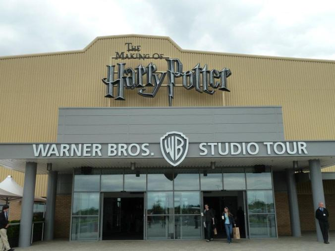 harry potter UK