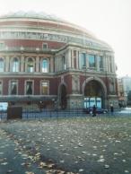 royal albert hall RAH Londres UK