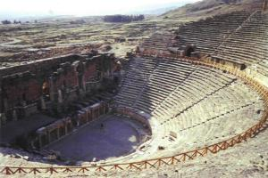 amphiteatre hierapolis