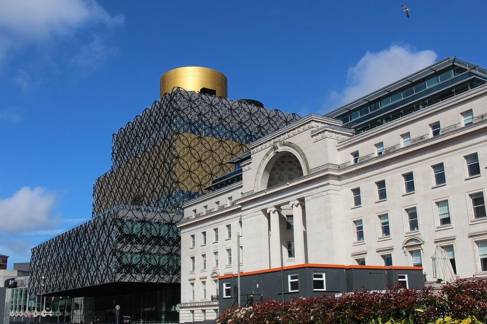 bibliothèque Birmingham