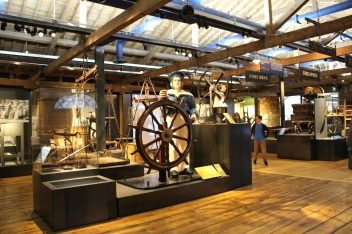 docklands museum Londres