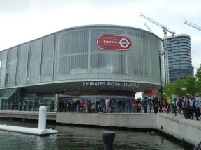 téléphérique Londres