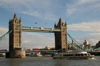 Tower bridge Londres UK