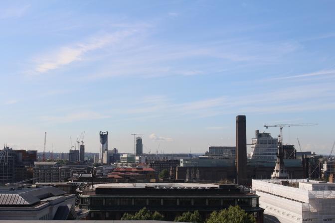 vue one change Londres