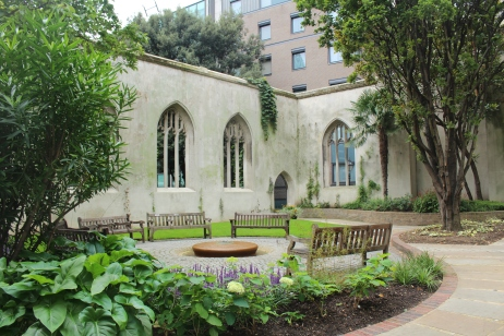 st dunstan in the east Londres UK