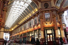 leadenhall market Londres