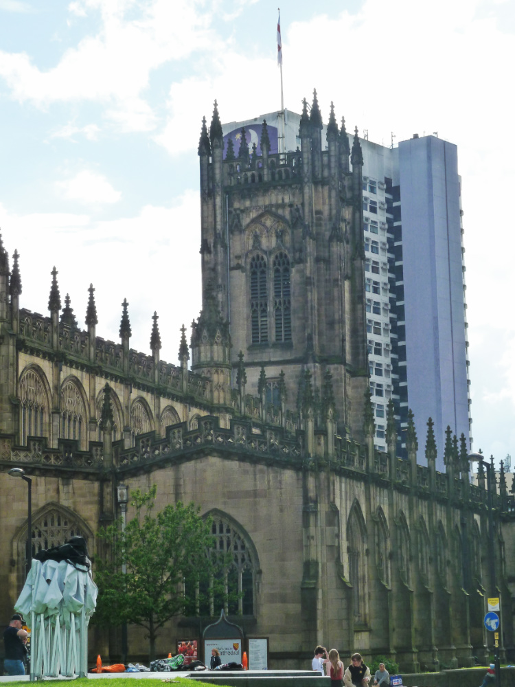 manchester cathedrale