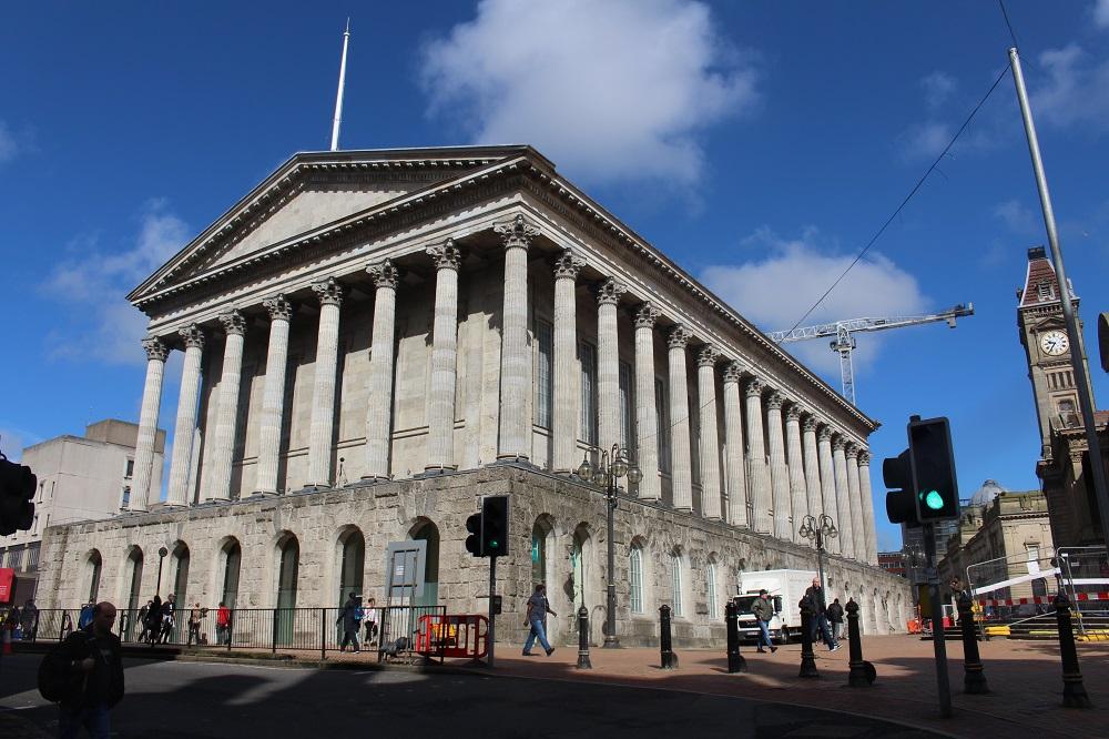 Victoria square 2 Birmingham
