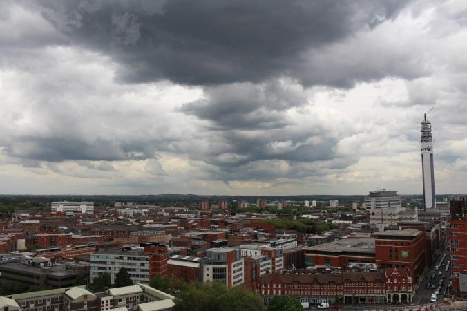 vue bibliothèque Birmingham