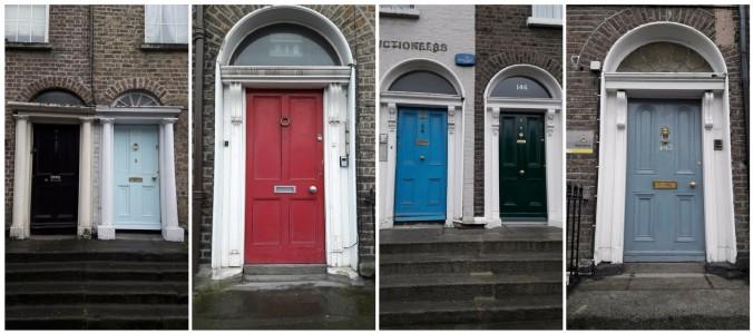 Dublin portes