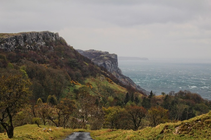 murlough bay irlande du nord