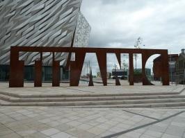 Titanic irlande du nord