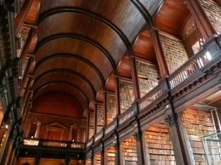 trinity bibliothèque