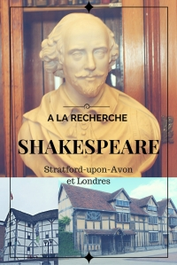 A la recherche de Shakespeare