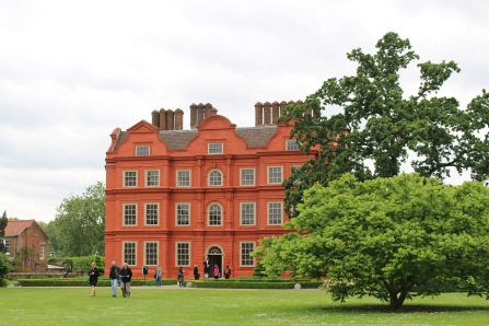 Kew palace Londres