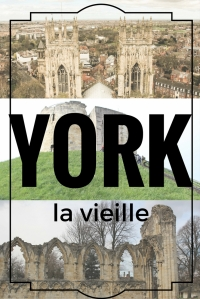 YORK la vieille