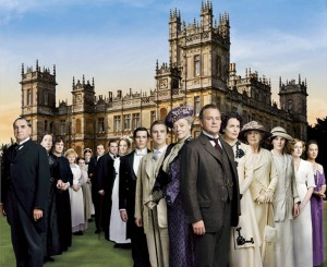 downton abbey ©ITV Carnival Films