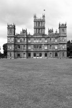 Highclere Castle UK