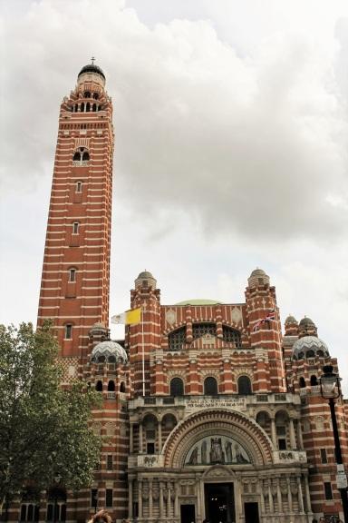 cathédrale de Westminster Londres
