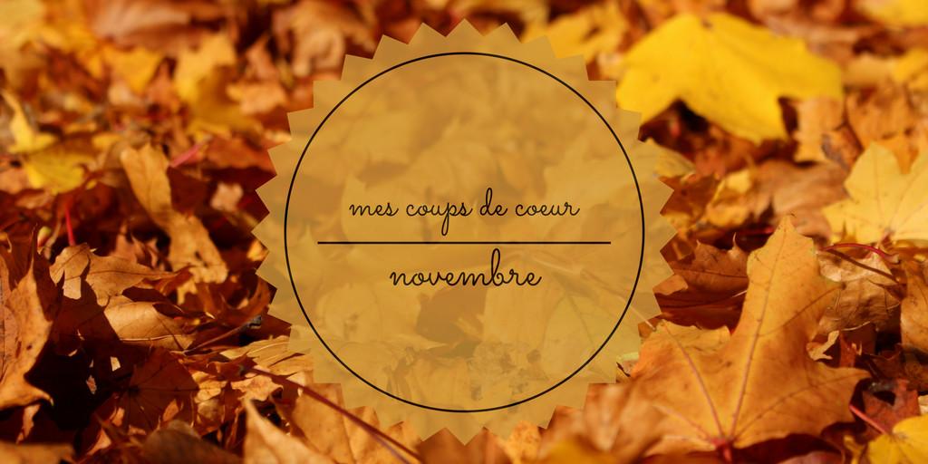 mes-coups-de-coeur novembre