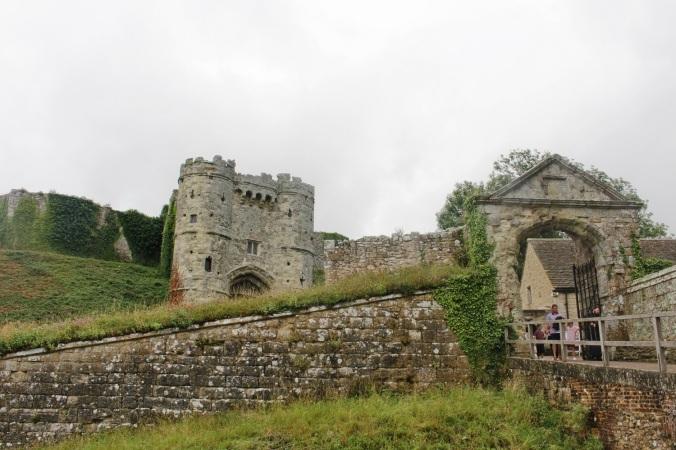 carrisbrooke-castle