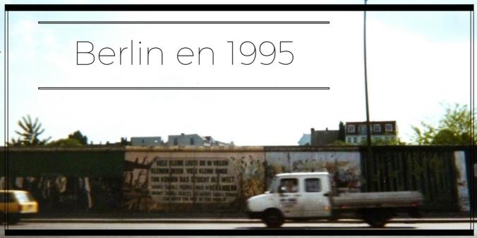 Berlin en 1995