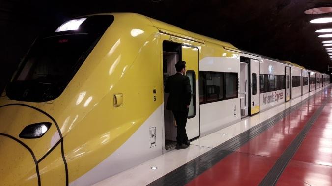 atlanda express stockholm