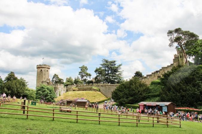 warwick castle 12