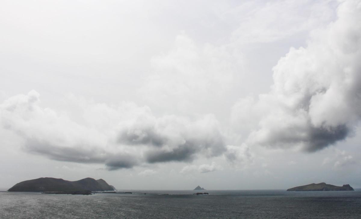 Blaskets islands Irlande