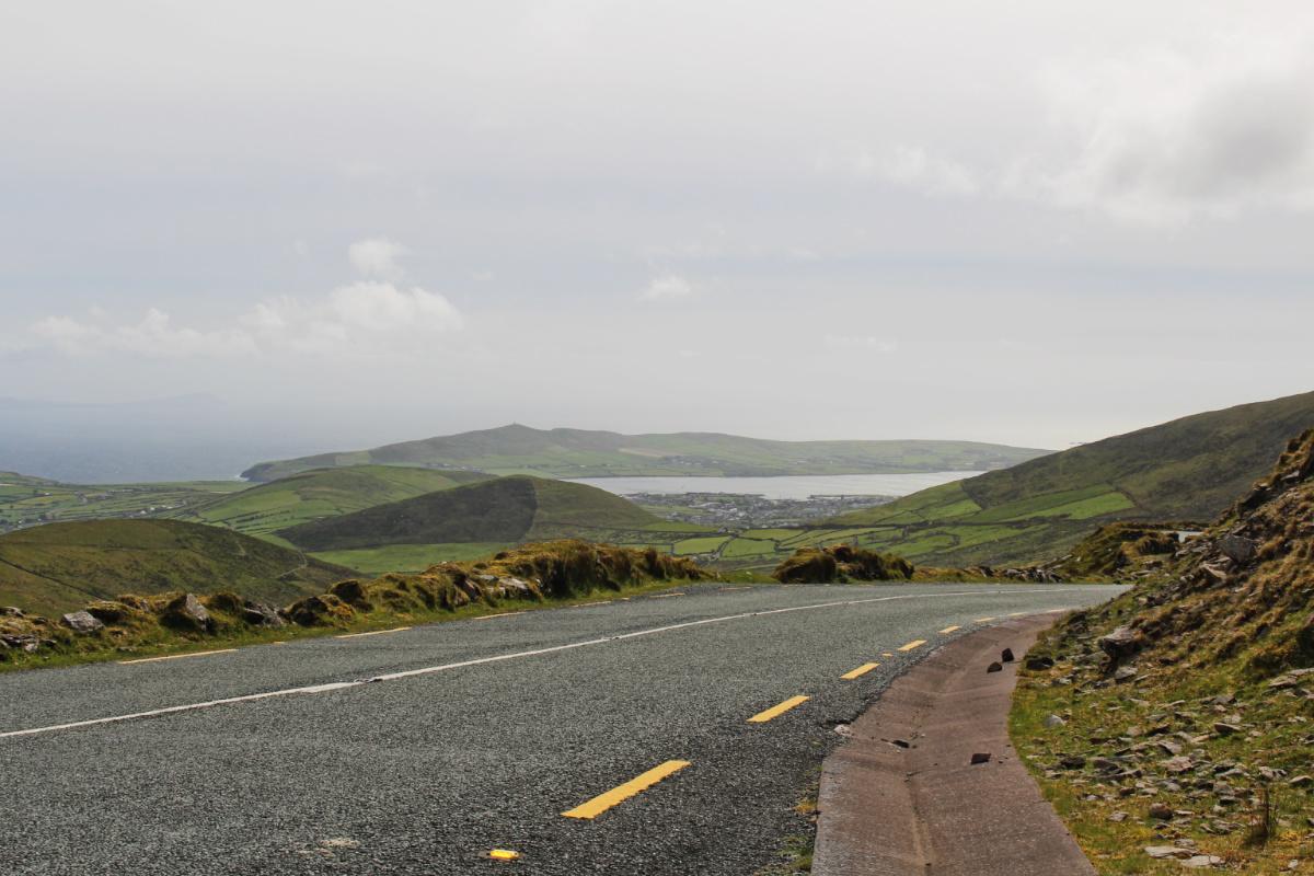 Conor pass Irlande