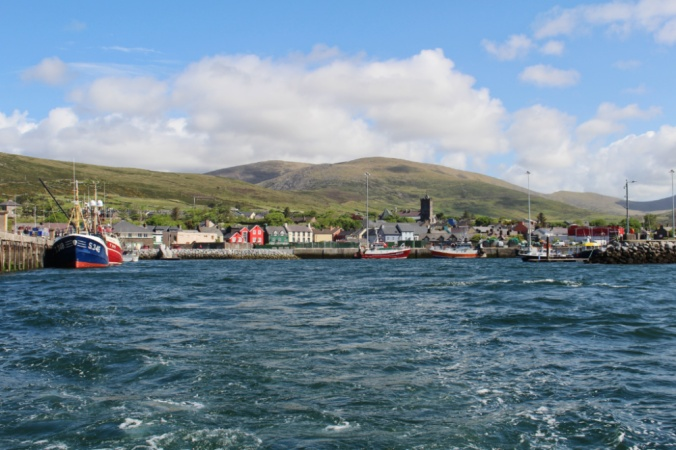 Dingle Irlande port