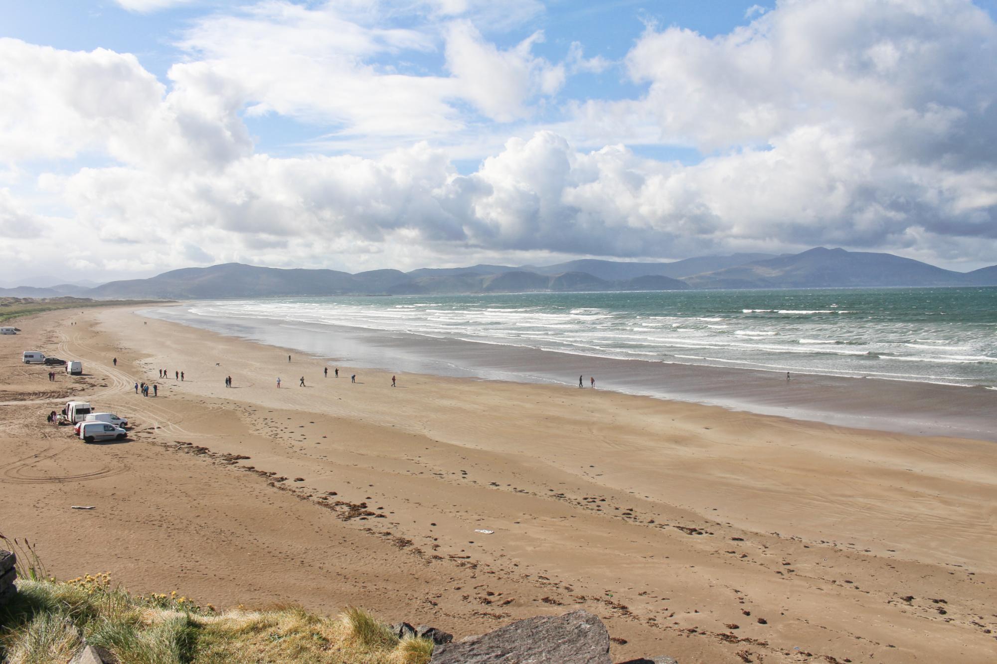 Inch Beach Irlande