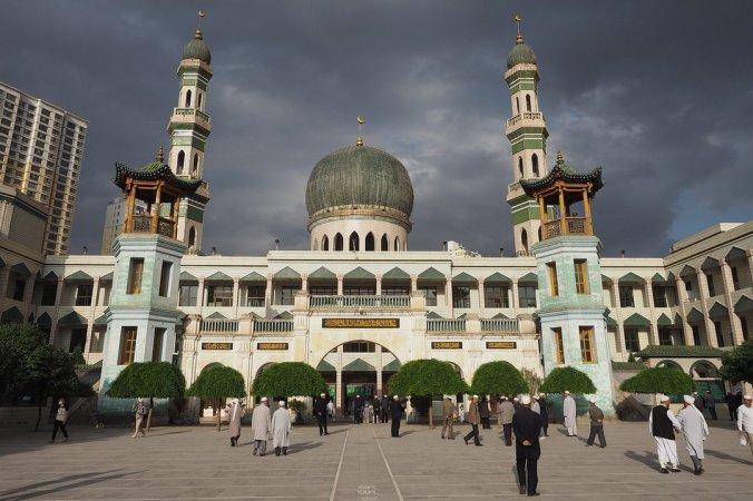 Mosquée Dongguan à Xining