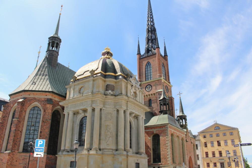 Stockholm église