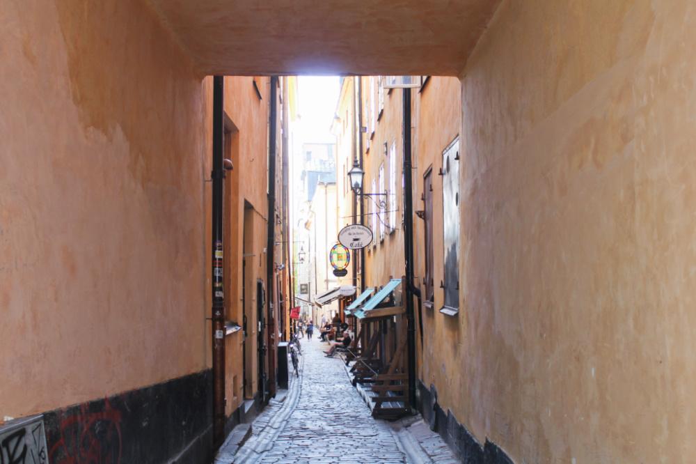 Stockholm Gamla Stan 4