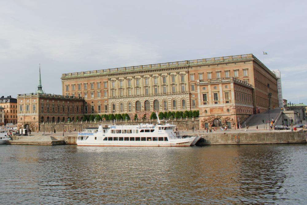 Stockholm palais 1