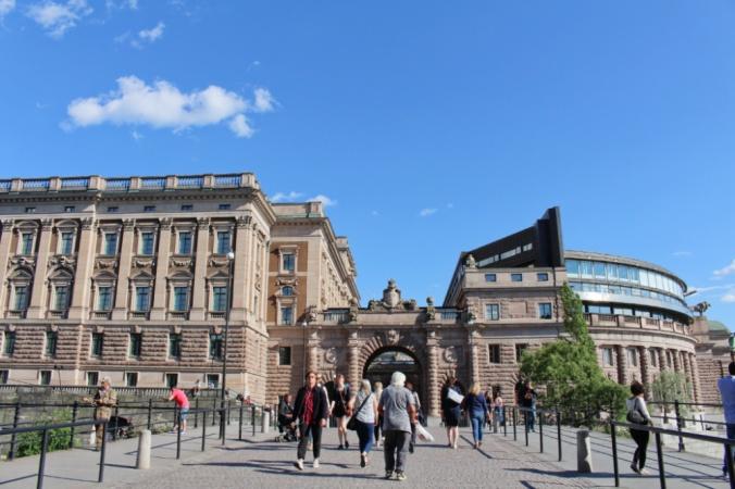 Stockholm parlement