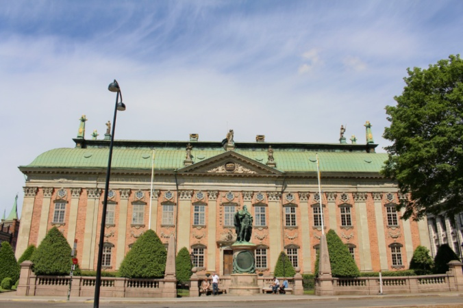 Stockholm Riddarhuset