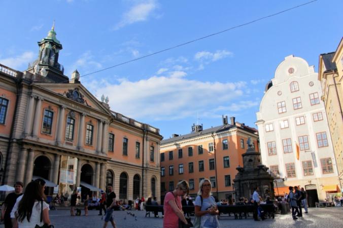Stockholm Stortorget 2