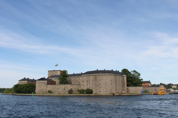 Vaxholm forteresse