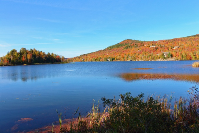lac tremblant canada