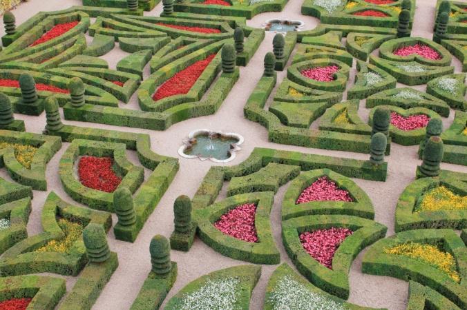 Villandry jardins 5