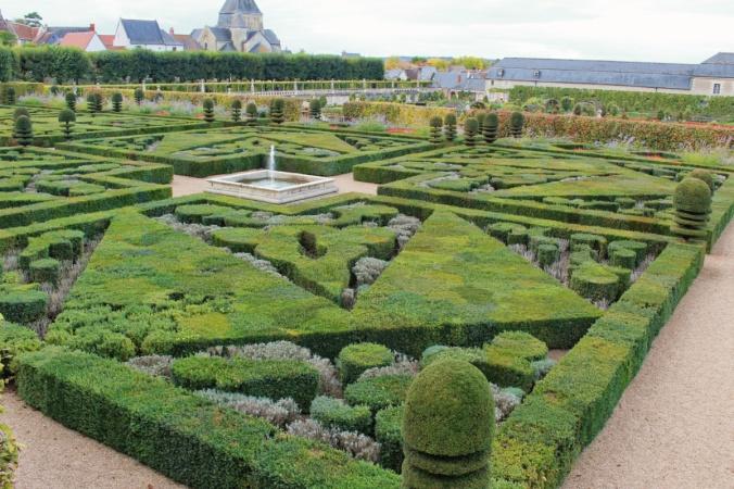 Villandry jardins 6