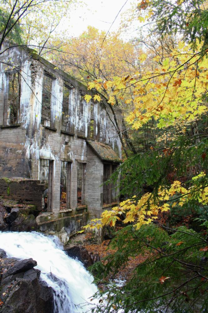 ruines Gatineau Canada