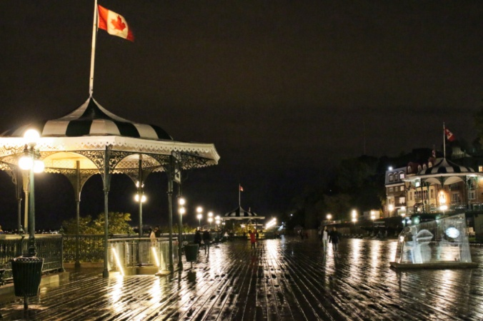 nuit Québec