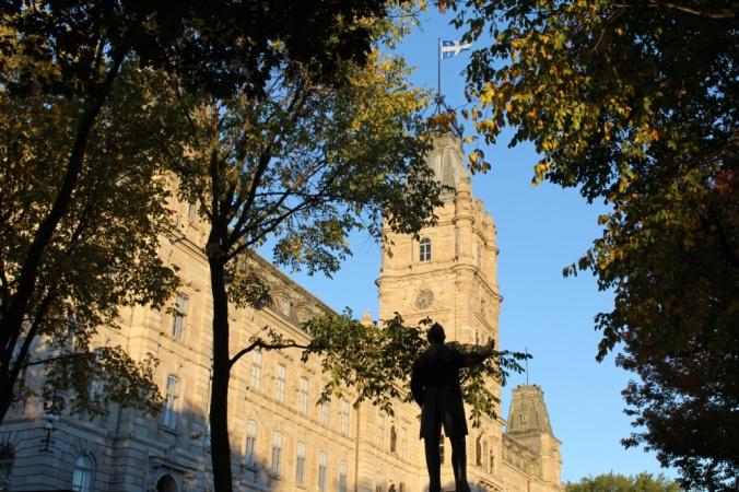 parlement Québec