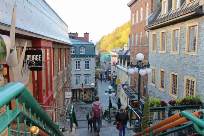 Petit-Champlain Québec