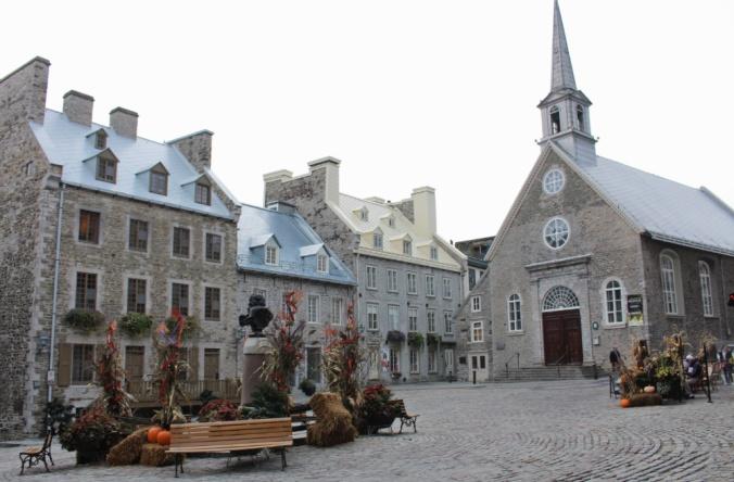 place royale Québec