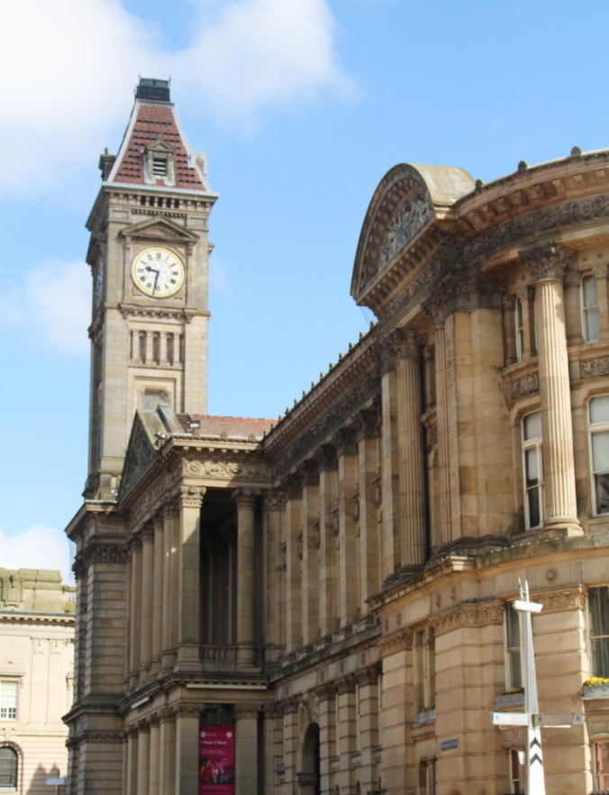 museum and art gallery birmingham